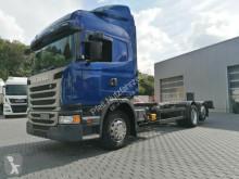 Scania G Scania G410 Highline 6x2 BDF Multiwechsler LKW gebrauchter Fahrgestell
