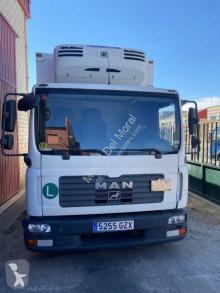 Lastbil MAN TGL 8.180 kylskåp mono-temperatur begagnad