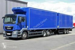 Camión remolque MAN TGS 26.400 TGS 6X2 Kühlkofferzug Schmitz Thermo-King frigorífico usado