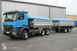 Camion remorque benne tri-benne Mercedes Arocs 2653 LK AROCS 6X4 Dreiseitenkipperzug Bordmatik