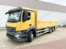 Camión caja abierta Mercedes Antos 2532/35 L 6x2 2532/35 L 6x2 Pritsche 7.500 mm lang