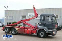 MAN billenőplató teherautó TGA 26.440 TGA/HIAB Hakengerät/AHK/Klima