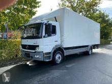 Teherautó Mercedes Atego Atego 1218 Euro 5 / Koffer / LBW használt furgon