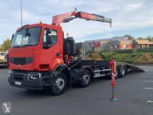 Ciężarówka do transportu sprzętów ciężkich Renault Premium Lander 380DXI
