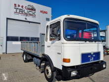 Camion plateau MAN 12.170, Steel/Air, Manual Pumpe ,6 cylinders