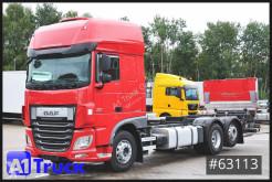 DAF XF 440 FAR BDF, 7.15, 7.45, LBW, Standklima truck used chassis