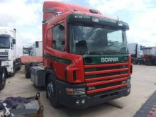 Lastbil Scania L 94L310 chassi begagnad