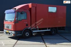 Camión Camion TGL 7.150 4X2 110KW Euro 3 werkruimte Inclusief Airco Mobiele werkplaats Kantoor Ruimte Food truck