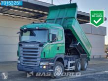 Camión volquete Scania R 580