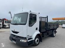 Camión volquete volquete trilateral Renault Midlum 180 DCI
