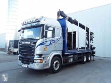 Ciężarówka dłużyca Scania R 580
