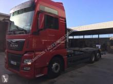 Camion BDF MAN TGS 26.440
