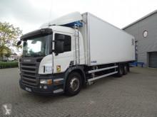 Ciężarówka chłodnia z regulowaną temperaturą Scania P 340