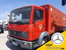Ciężarówka Mercedes 814 chłodnia używana