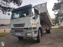 Iveco Trakker 310 truck used construction dump