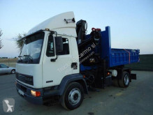 Ciężarówka DAF platforma używana