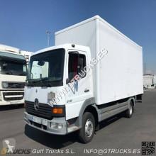 Ciężarówka Mercedes Atego 815 furgon używana