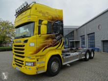 Ciężarówka podwozie Scania R 580