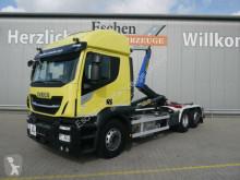 Ciężarówka Iveco AT 260SY 420*Palfinger T20-31*Lift/Lenk*Retarder Hakowiec używana