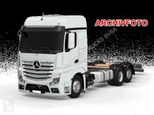 Ciężarówka podwozie Mercedes Actros 2546 L 6x2 2546 L 6x2, Retarder, StreamSpace, Multimedia-Cockpit