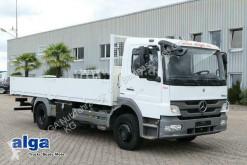 شاحنة منصة حواجز الحاوية Mercedes 1222 Atego/6,2 m. lang/2x AHK/3 Sitze