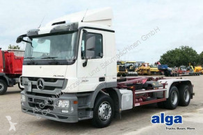 Camião Mercedes 2641 L Actros 6x4/Meiller RK 20.65/Retarder/AHK multi-basculante usado