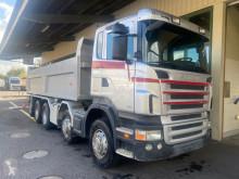 Ciężarówka wywrotka Scania r480 lb 10x4