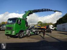 Camión Volvo FH 520 mit PK 150002 8+6 Seilwinde 39m Gancho portacontenedor usado
