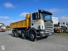 Lastbil tippelad offentlige arbejder Scania C