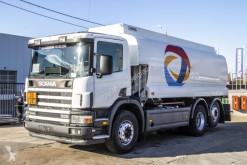 Scania szénhidrogének tartálykocsi teherautó 94.300+STOKOTA18500L(4COMP/ SOURCE+DOME)