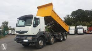 Caminhões Renault Kerax 410 DXI basculante benne TP usado