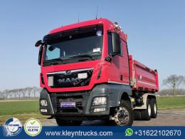 Ciężarówka MAN TGS 26.460 wywrotka trójstronny wyładunek używana