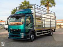 Volvo FL truck used tarp