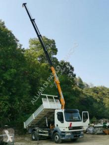 Camión volquete DAF LF55 250