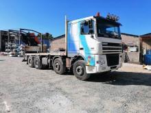 Ciężarówka platforma DAF XF95 480