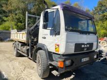 Camião MAN LE 18.250 basculante usado
