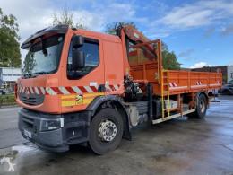 شاحنة Renault Premium Lander 320 DXI منصة مستعمل