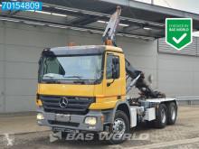 Teherautó Mercedes Actros 2644 használt billenőplató