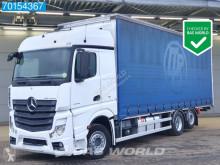 Teherautó Mercedes Actros 2545 használt függönyponyvaroló