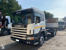 Camión Scania L 114L380 chasis usado