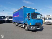 Ciężarówka Renault Gamme D 16 firanka używana