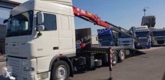 Camion porte engins DAF XF105 105.410