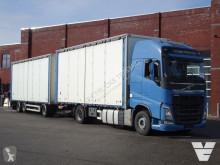 Camión remolque Volvo FH13 furgón usado