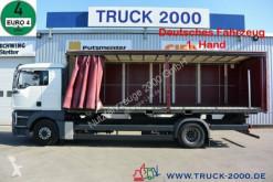 Camión lonas deslizantes (PLFD) MAN TGA TGA 18.350 Pritsche/Plane 1.Hd 5 Sitze Schalter