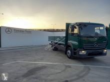 Camión caja abierta teleros Mercedes Atego 1521