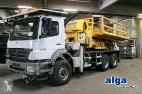 Камион вишка Mercedes 2628 K/6x4/Arbeitsbühne/Tunnel/Fun