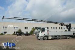 Camión caja abierta teleros Mercedes Actros 1832 L Actros/MKG, HLK 141 Kran/Funk/Retarder