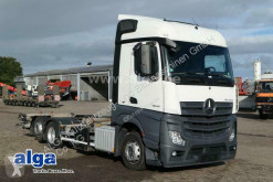 Ciężarówka Mercedes Actros 2542 L Actros/Euro 6/LBW/Retarder podwozie używana