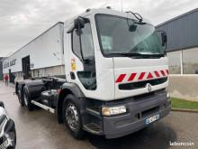Camión Gancho portacontenedor Renault Premium 300