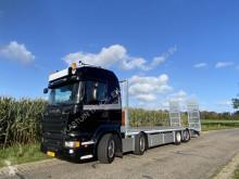 Camión Scania R 580 portacoches usado